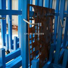 营口重型货架 铜板存放方法 ZY10056 立式可调伸缩货架