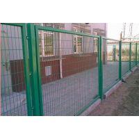 Q235双边丝护栏网 铁路围栏 景区隔离栅 朋英厂家直销