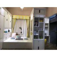 艾家网定制家具增加了卧室的灵动性跟艺术感