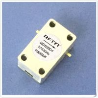 天亚通科技5.8GHz射频隔离器WG1220D-1/5.7-5.9GHz RFTYT厂家