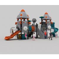 儿童组合滑梯 大型户外组合滑梯生产厂家 FY17-06001 飞友游乐