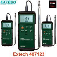 美国Extech 407123手持式重型热线式风速仪