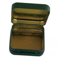 野燕麦铁盒 翻盖小铁盒 保健品金属盒定制
