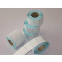 厂家直销光面不干胶纸 热敏纸不干胶纸 空白印刷热敏不干胶