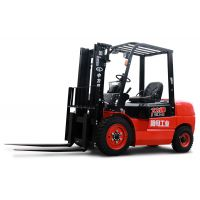 EP中力大吨位大神力内燃柴油3.5吨叉车物流专用堆高机座驾式叉车