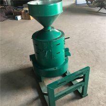 谷子去壳碾米机立式砂辊碾米机量大优惠