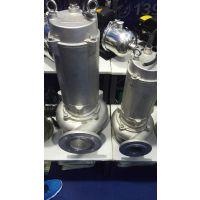 淄博瑞昱泵业直供-全铸造不锈钢排污泵,耐酸碱不锈钢泵