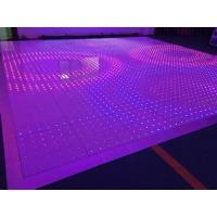 新款视频地板砖 LED跳舞地板砖 亚克力地板