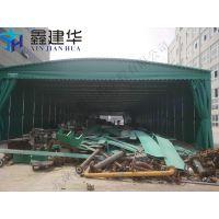 北京房山区大排档遮阳棚仓库活动帐篷户外推拉雨蓬直销