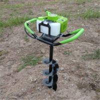 林业种植挖坑机 果树施肥打孔机 悬挂式植树种植打坑机经销