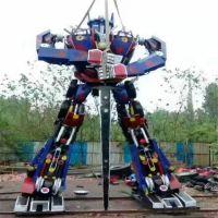 大型变形金刚模型 变形金刚机器人 大型机器人模型制作