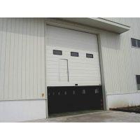 工业电动提升门厂家台州宏福门业供应厂房工业提升门