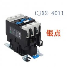 供应CJX2-4011220V接触器技术参数银点富泽电气