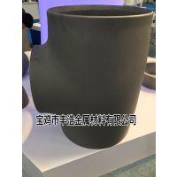 钛管道TA2优质产品供应商 耐腐蚀 高纯度 纯钛翻边 钛管件