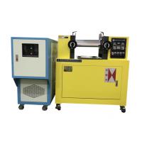 锡华高品质东莞开放式橡胶开炼机实验室高精度生胶炼胶机小型塑料双辊混炼机