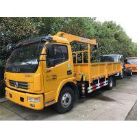 东风多利卡3.5吨随车起重运输车厂家