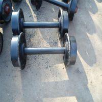 矿车轮 矿车轮对 300-600矿车轮 实心轮对
