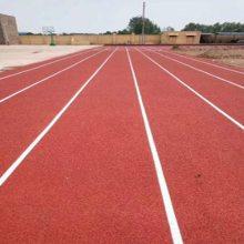 优惠价羽毛球场塑胶跑道奥博体育器材 奥博人工塑胶跑道制作厂家