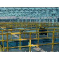 玻璃钢污水厂围护栏批发价格