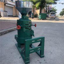 小米谷子碾米机 砂轮干净磨米机