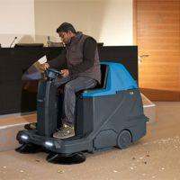 8000平地面清洁设备菲迈普驾驶式扫地机充电FSR