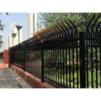 别墅锌钢护栏多少钱 小区锌钢围栏网价格