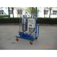 便携式油罐车洗罐水处理设备SYF-1B