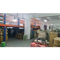 阁楼式货架平台-宝安货架厂家
