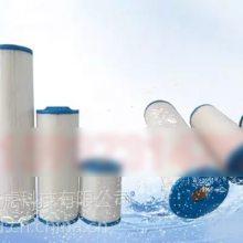 科兰迪过滤蓝色大流量水滤芯高分子材料低价促销量大从优