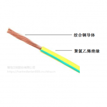 青岛汉河电缆固定敷设用电缆厂家销售