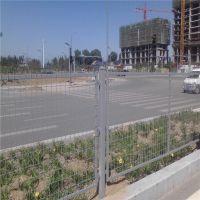 工厂防护网 小区护栏网 车间隔断铁丝网