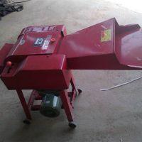 供应牛羊移动式饲料铡草机 高喷玉米秸秆干湿草青贮切碎铡草机