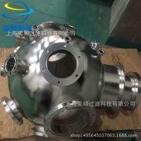 供应不锈钢制品 非标定制过滤器 药用过滤设备 实验设备