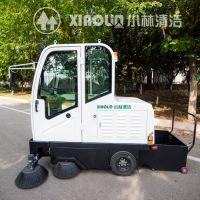新型XLS-1900环卫物业电动道路清扫车