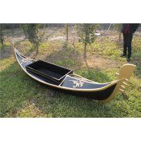 杭州贡多拉 欧式婚礼贡多拉 道具景观船厂家直销