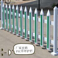 甘肃草坪隔离栏@聚光现货供应塑钢隔离栏