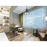 明居装饰翠湖天地案例北欧装修风格两室一厅80平米