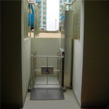 淄博市残疾人升降机家用电梯厂家残疾人升降机家用电梯价格