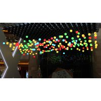 UIROBOT优爱宝浮球矩阵租赁梦幻浮动球动态艺术装置 欢迎来电