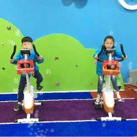 儿童体验馆魔幻秀表演道具儿童动感泡泡单车主题馆加盟泡泡设备