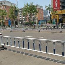 锌钢道路护栏 公路安全防护隔离栏 路侧隔离栏