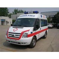 湖北 国五 江铃全顺新世代V348救护车厂家4963*2000*2560 救护车价格