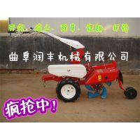 农用手扶拖拉机带动开沟机 培土耕地开沟机润丰
