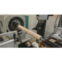 温州家具厂针对产品特点选用万方车拉铣钻一体数控木工车床