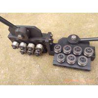 高精度底板调直机 18轮铁棒调直机金属材质调直机