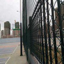 篮球场围栏广告 室外篮球场围栏高度 羽毛球场护栏网