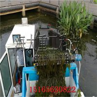 垃圾打捞船打捞枯枝漂浮物 湖面保洁船 景区清洁船