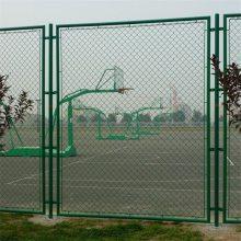 体育场围网 包塑勾花菱形网 现货球场防护网厂家