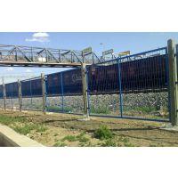 河南厂家供应浸塑隔离网、绿化地防护网、桥梁防抛网
