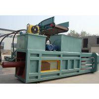 200型卧式液压废纸打包机 全自动打包机 废纸箱纸板回收
